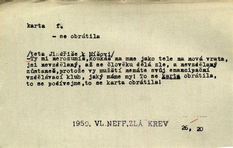 Prirucni Slovnik A Databaze Lexikalniho Archivu